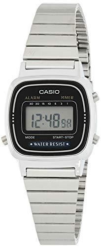 Casio Smart Watch Armbanduhr LA-670W- Unica