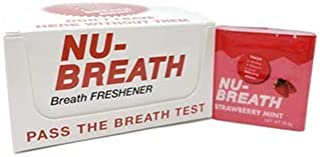 Nu Breath Breath Freshener Strawberry Mint 12ct Box
