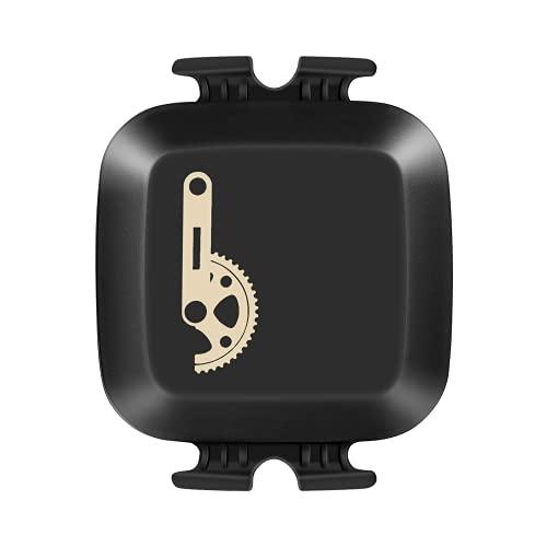 【2020改良版】NEWOKE CooSpo 新型ケイデンススピードセンサー 自転車コンピュータ ANT+ Bluetooth 4.0バイ...