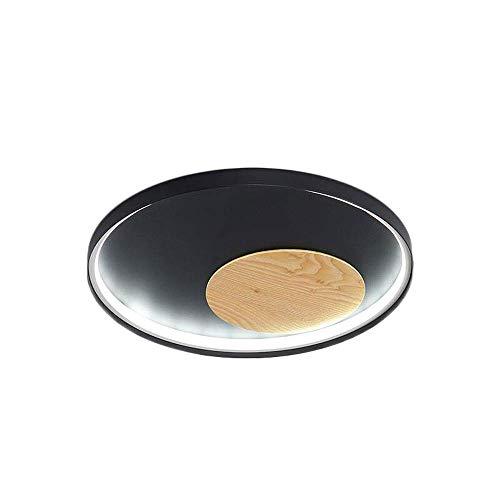 Lámpara de techo LED regulable de 19 W, 25 W, 31 W, para baño, cocina, dormitorio, ducha, salón, comedor, estudio, balcón, pasillo, 3000 – 6500 K, luz ajustable