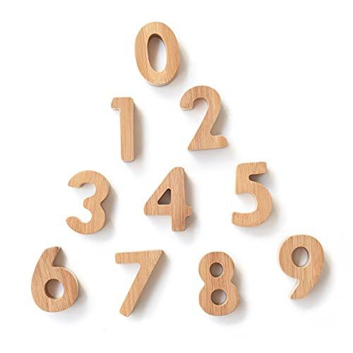 Wee Gallery, Bamboo Numbers