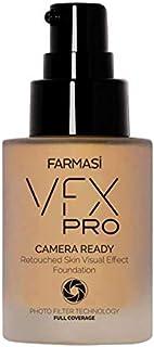 Farmasi Make Up Vfx Pro Camera Ready Foundation 30 Ml- 02 Natural Beige