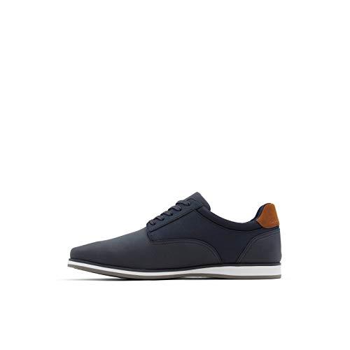 ALDO Men's Toppole Casual Shoes Sneaker, Navy, 8