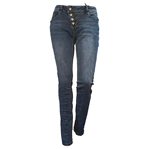 Buena Vista Timeless - Malibu Stretch Denim - mid Stone - 888 J5001 212 2883 (M)