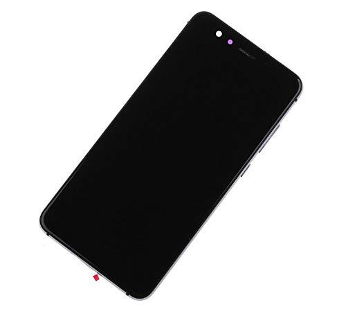 fonefunshop vervangend scherm voor Huawei P10 Lite WAS-LX1 / WAS-LX1A - zwart
