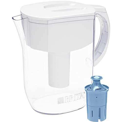 Brita Longlast Everyday Water Filter Pitcher, Large 10 Cup 1 Count,...