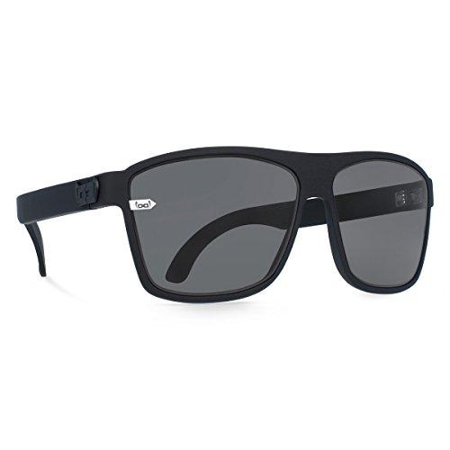 gloryfy unbreakable eyewear Sonnenbrille Gi2 DeJaVu pure black L, schwarz