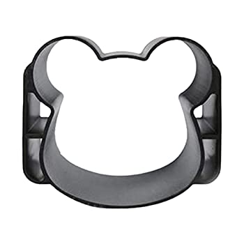 QADN Bread Pans Non-Stick Loaf Pans Cute Cat Shaped Bread Baking Mold Cake Toast Bread Bakeware Animal Shaped for Baking Tool