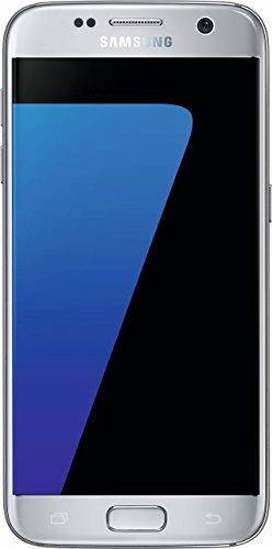 Samsung S7 Silber 32 GB SIM-Free Smartphone (Generalüberholt)