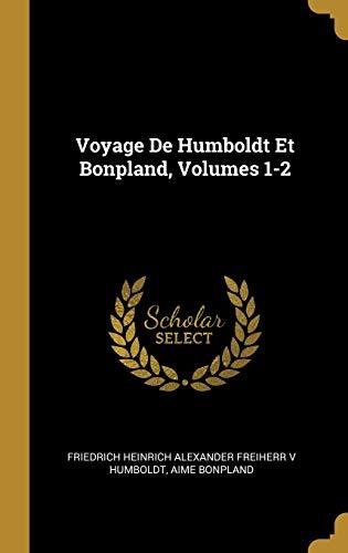 FRE-VOYAGE DE HUMBOLDT ET BONP