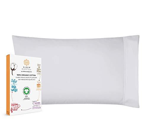 100% Organic Cotton Pillowcases ...