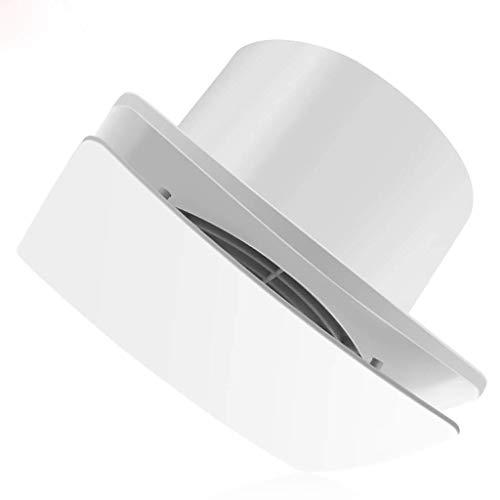 ASYCUI Lüftung Zu Low Noise Wand Fenster Typ 6 Zoll Ventilator for Küche Bad Haushaltslüftungsventilator, 150mm
