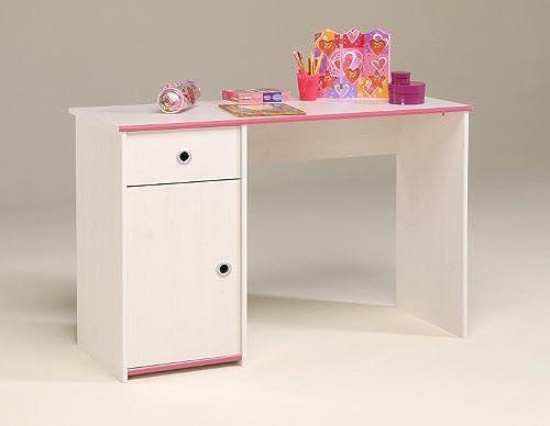 Wohnorama PARISOT Schreibtisch Weißs
