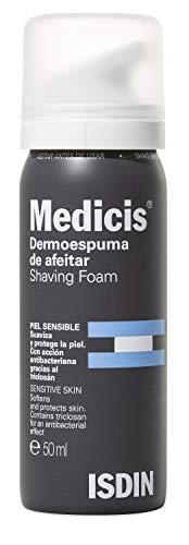 ISDIN Medicis Dermoespuma De Afeitar - 50 ml.