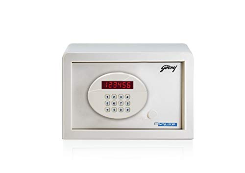 Godrej Security Solutions Esquire Electronic Safe (Ivory)