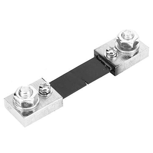1PC Strom AMP Shunt Widerstand 75mV FL-2 Protect Assist Amperemeter Analoges Messgerät Messen Sie größeren Strom(100A)