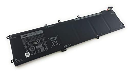Dell XPS 15 9560, Precision 5520 97WHr 6-Cell Primary Battery GPM03 6GTPY