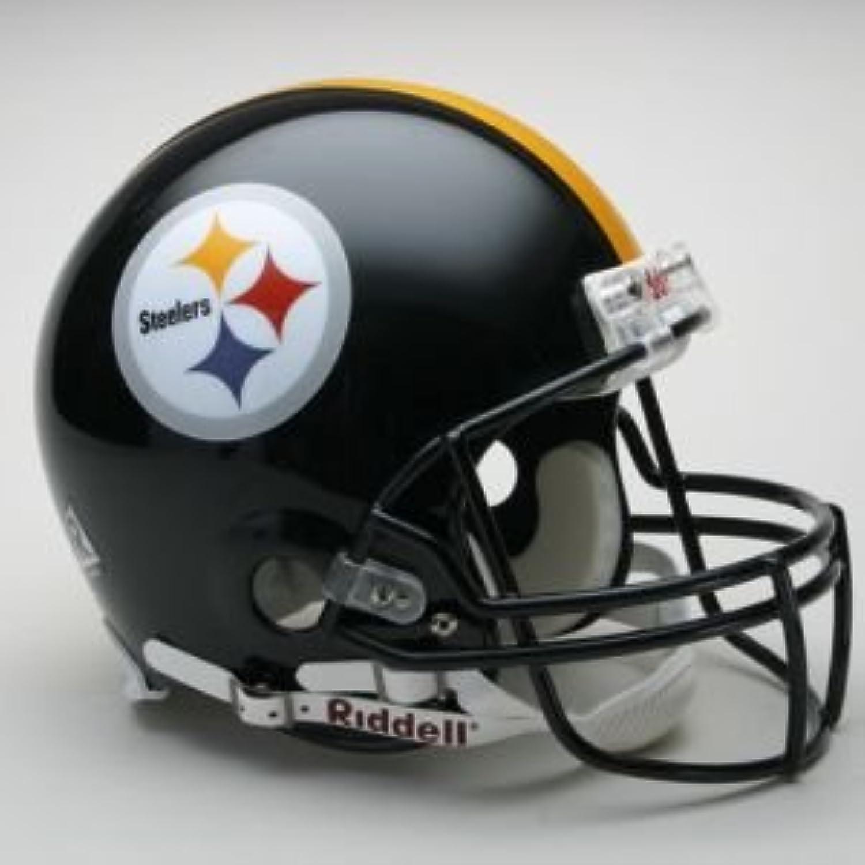 Pittsburgh Steelers Riddell Full Size Authentic Proline Football Helmet