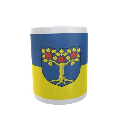 U24 Tasse Kaffeebecher Mug Cup Flagge Sülzetal OT Altenweddingen