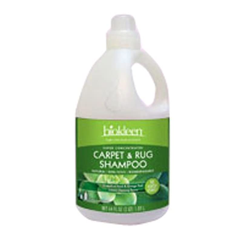生物学情報とティームBiokleen Carpet & Rug Shampoo Concentrate, 64 oz-2 pk by Quidsi [並行輸入品]