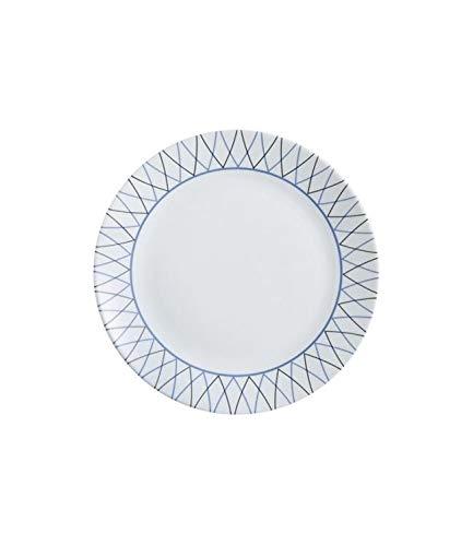 Arcopal - Platos llanos Opal Adriel 12 piezas Arcopal 12 piezas - 25 cm.Ø
