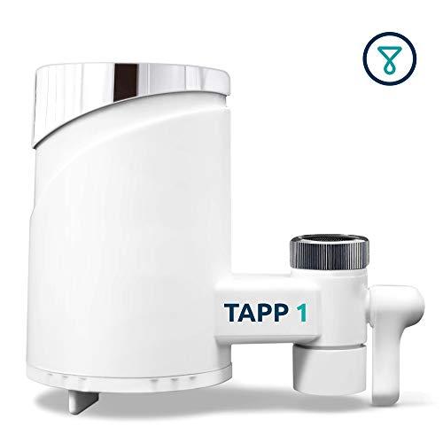 TAPP Water TAPP 1 - Filtro de Agua para la Cocina - Elimina Microplasticos, Cloro, Pesticidas,...