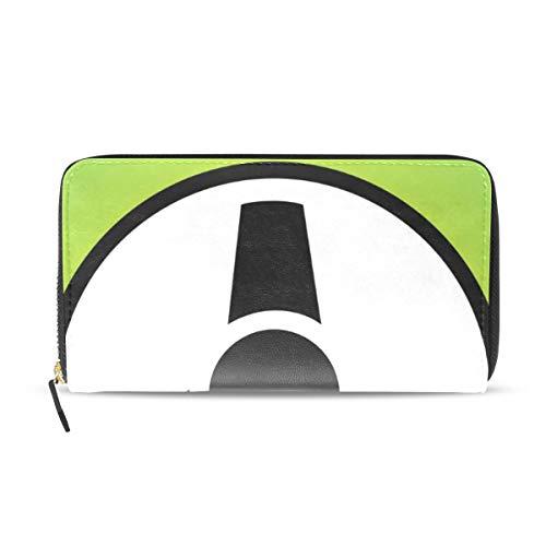 FANTAZIO Clutch Wallet Lenkrad Icon Namenskarte Organizer