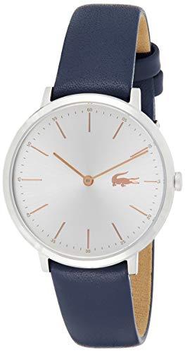 Lacoste Reloj Análogo clásico para Mujer con Cuarzo, 2000986