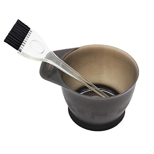 Xiton Set Couleur Dye Cheveux Avec Brosses Et Bowl Coloration Des Cheveux Jatte Kit Pour Les Cheveux Tint Mourir À Colorier Applicateur Gris