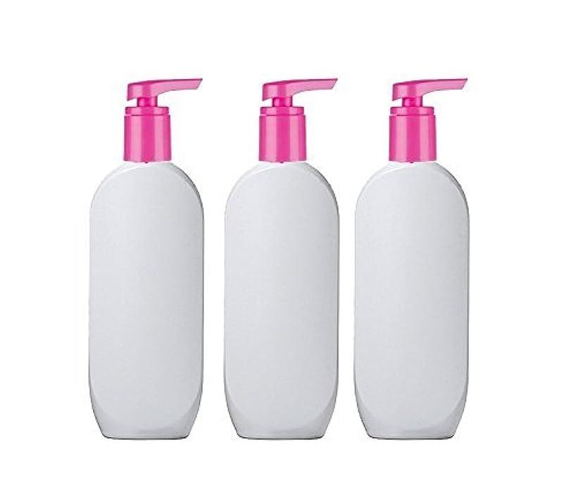 賄賂軽に負ける3 Grand Parfums HDPE Empire StylsPlastic Lotion Pump Bottles, 8 Oz with Hot Pink Pearlized Caps, for Shampoo, Conditioner, Hand Cream, Lotion [並行輸入品]