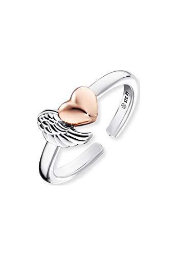 Engelsrufer Damen-Damenring 925er Silber One Size 88028783