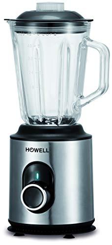 HO.FM6020PM- Frullatore professionale Howell con bicchiere in vetro 1,5 Litri
