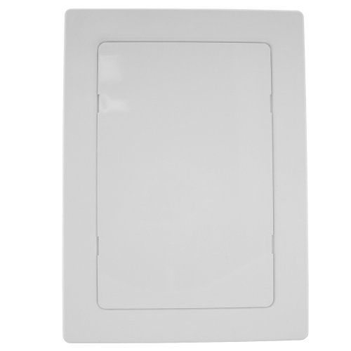 PlumBest A05027 Snap Ease Access Panel, White, 14-Inch by 27-Inch, 2 Tile