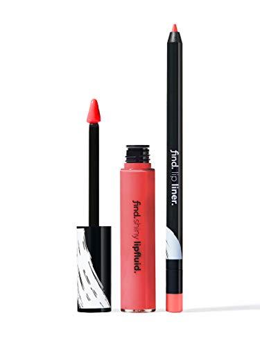 FIND - Sunset Date (Crayon à lèvres n.2 + Rouge à lèvres liquide gloss n.2)