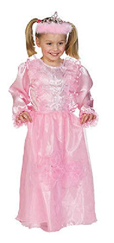 R12214-116-A rosa Kinder Prinzessin Barockkostüm Gr.116