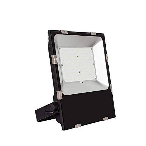 Foco Proyector LED 100W Slim Blanco Frío 5500K-6000K