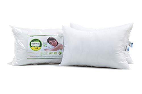 """Recron Certified Dream Fibre Pillow (16""""x24"""")"""