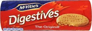 McVitie's Digestive Biscuits - 400g (14.1 Oz) 4 Pack by McVities [Foods]
