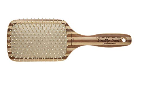 Olivia Garden Haarbürste Healthy Hair Bambus Ionic Paddlebürste HH-P7