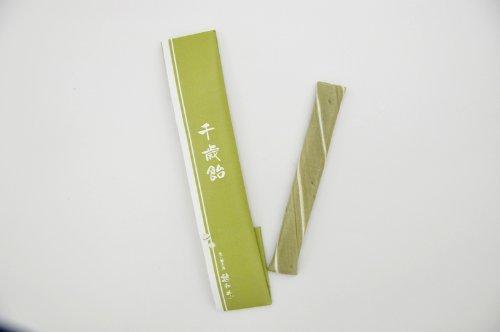 千歳飴 400本 のし袋付(緑)