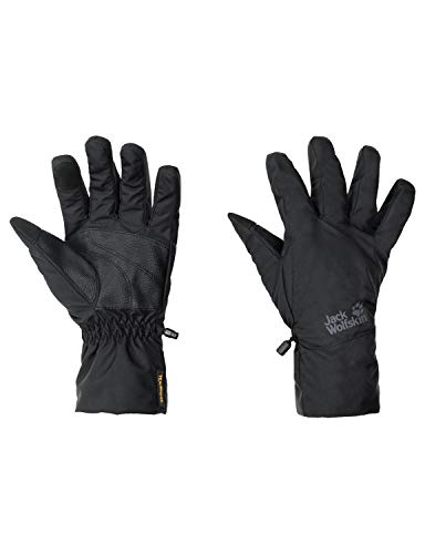 Jack Wolfskin Unisex-Adult Texapore Basic Glove, Black, S