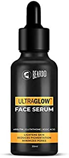 BEARDO Ultraglow Face Serum For Men (30ml), 30 ml