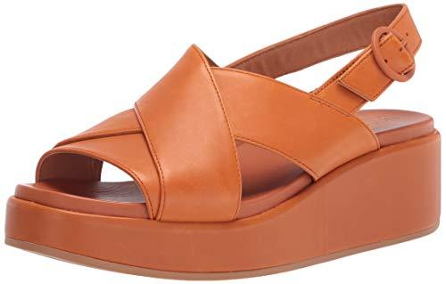CAMPER Misia, Sandali da Donna, Colore: Arancione, 40 EU