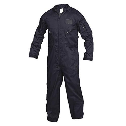 Tru-Spec Herren Flight Suit, TRU 27-p NVY, XLL einteilig, Navy, X-Large Long