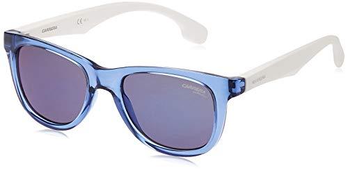 Carrera Junior CARRERINO 20 XT WWK Gafas de sol, Blanco (WHITEBLUESMBL/BLUE SKY SP), 46 Unisex-Niño