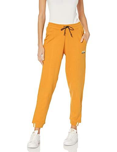 adidas Originals Women's R.Y.V. Pants, Legacy Gold, M
