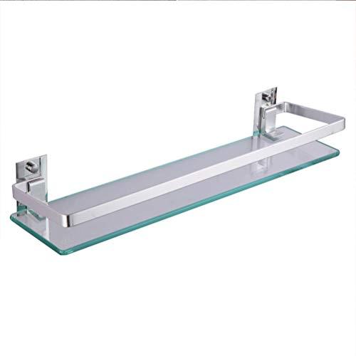 ZWJ Douchecabine Caddy A roestbescherming gemakkelijk te reinigen opbergvak van aluminium voor badkamer met badkuip IM