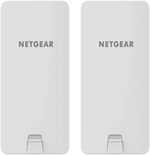 Netgear WBC502B2 - Puente de Red inalámbrico Airbridge adicional (pack de 2), para WiFi multipunto...