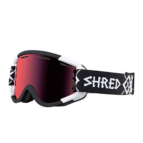 Shred Nastify Bigshow Skibrille, Black, Einheitsgröße