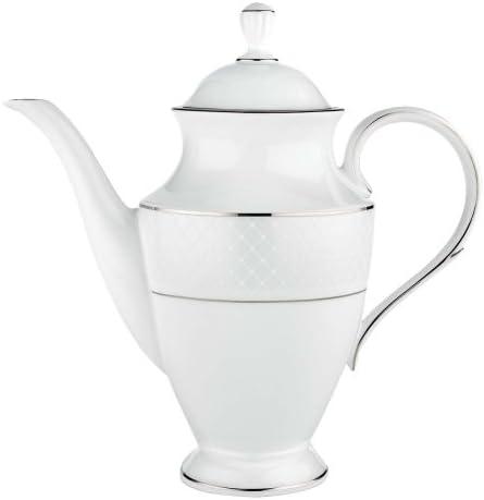 Lenox In Product stock Venetian Lace White Coffeepot